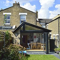 Nunhead Lewisham SE15 House kitchen extension – Rear elevation 200x200 Grove Park, Lewisham SE12 | House extension