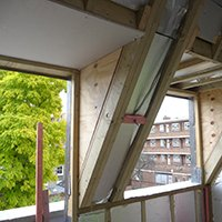 Shepherd's Bush Hammersmith and Fulham W14 House extension – Site photo 200x200 Fulham Broadway, H & Fulham SW6 | Flat alterations to Mansard roof