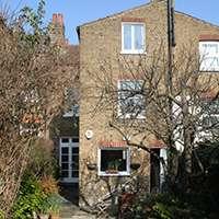 Streatham Hill Lambeth SW16 2LW House extension Rear elevation 200x200 Herne Hill, Lambeth SE24 | House extension