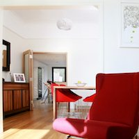Architect designed house extension Highbury Islington N5 Dinning and living areas Side extensions London | Home design