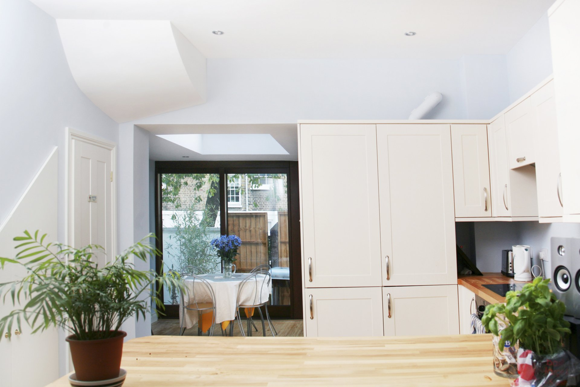 Kings Cross Camden NW1 House extension Kitchen view King's Cross, Camden NW1 | House extension