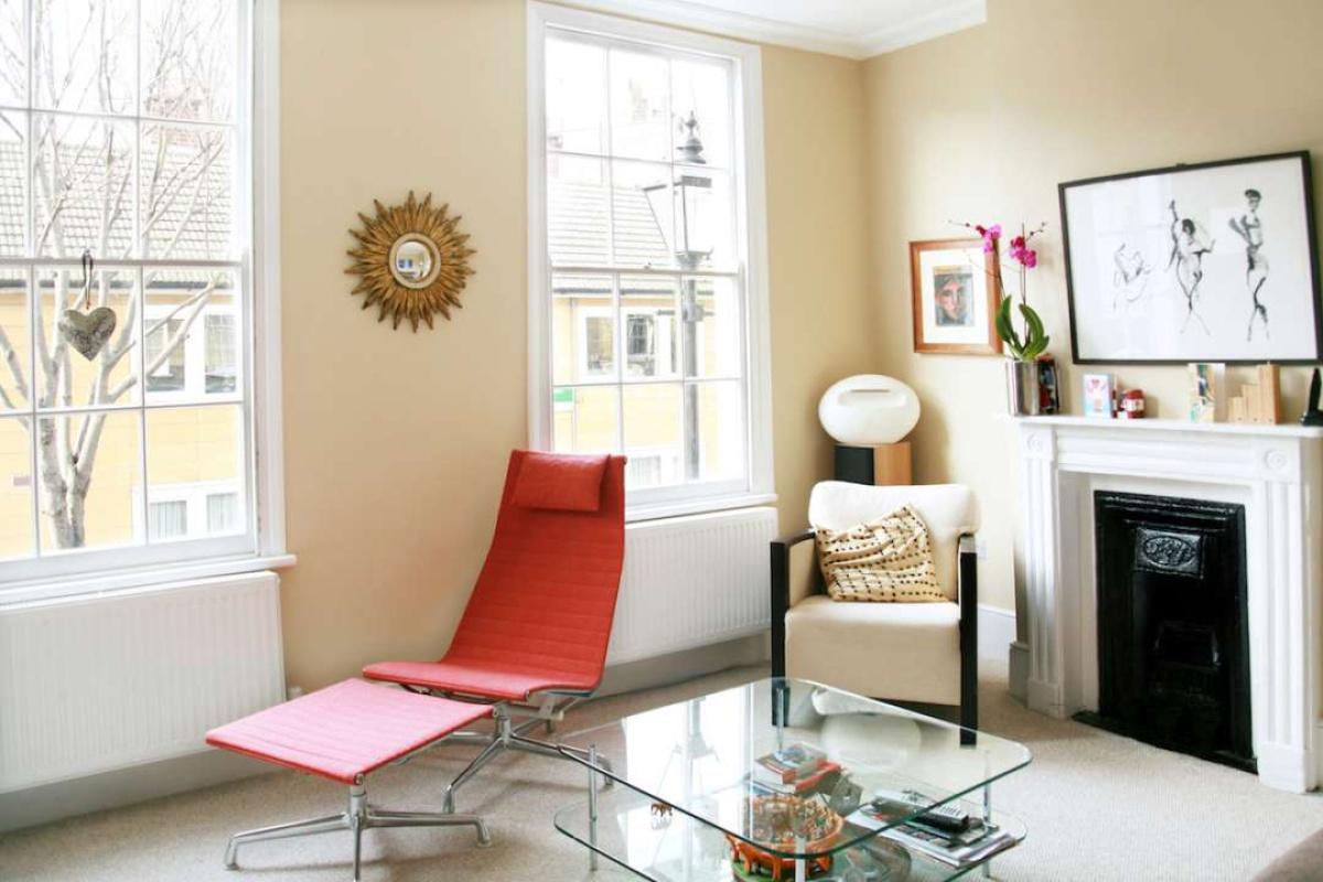 Architect designed Listed House extension Angel Islington EC1 Upper floor internal views e1582377906969 1200x800 Angel, Islington EC1 | Listed house extension