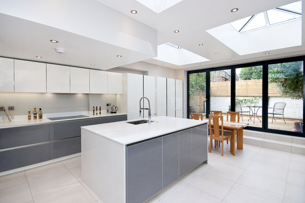 Architect designed Putney Wandsworth SW6 kitchen house extension Finishes and materials 1024x683 Kitchen extensions London | Home design