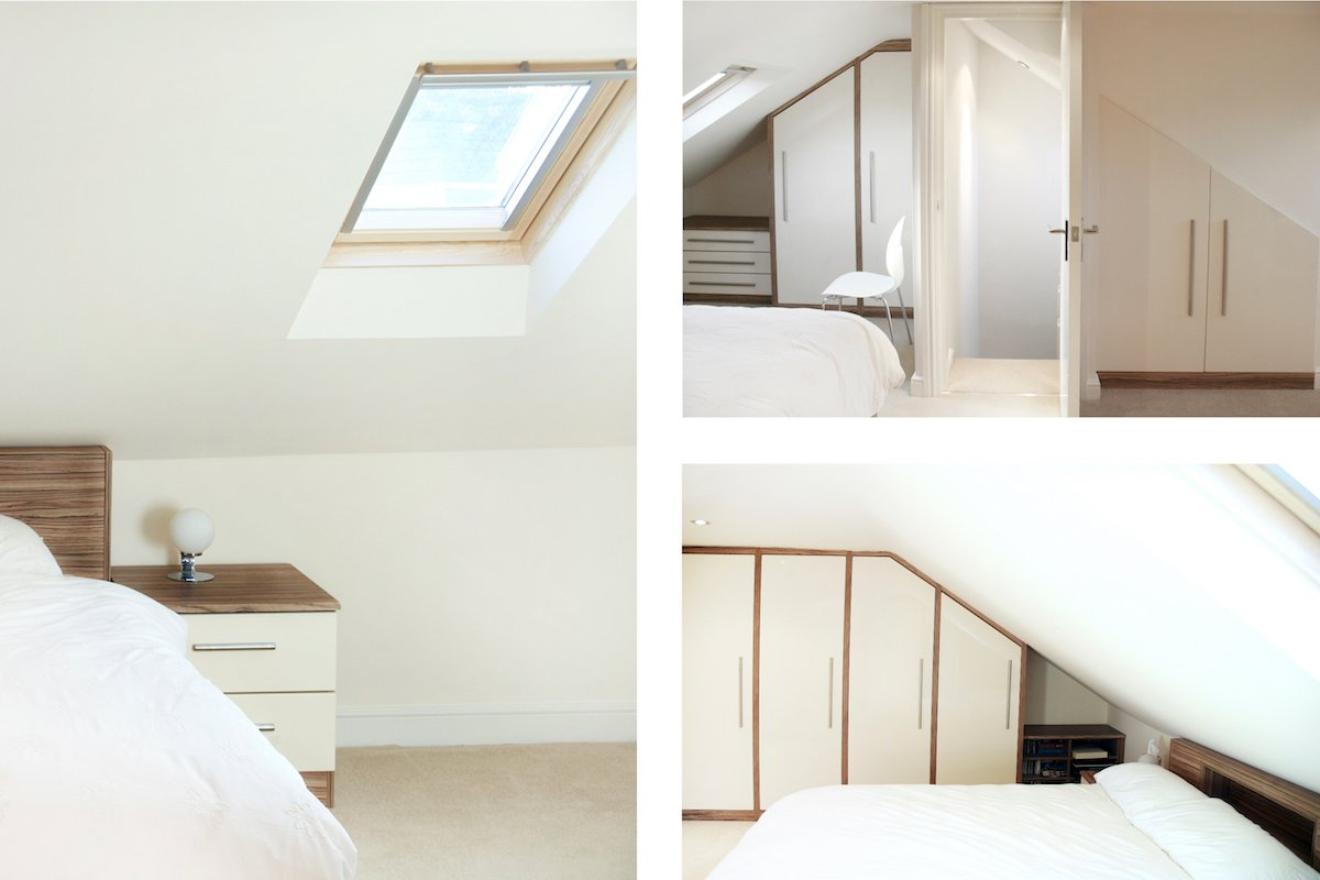Architect designed house extension Highbury Islington N5 Roof extension and master bedroom Highbury, Islington N5 | House extension