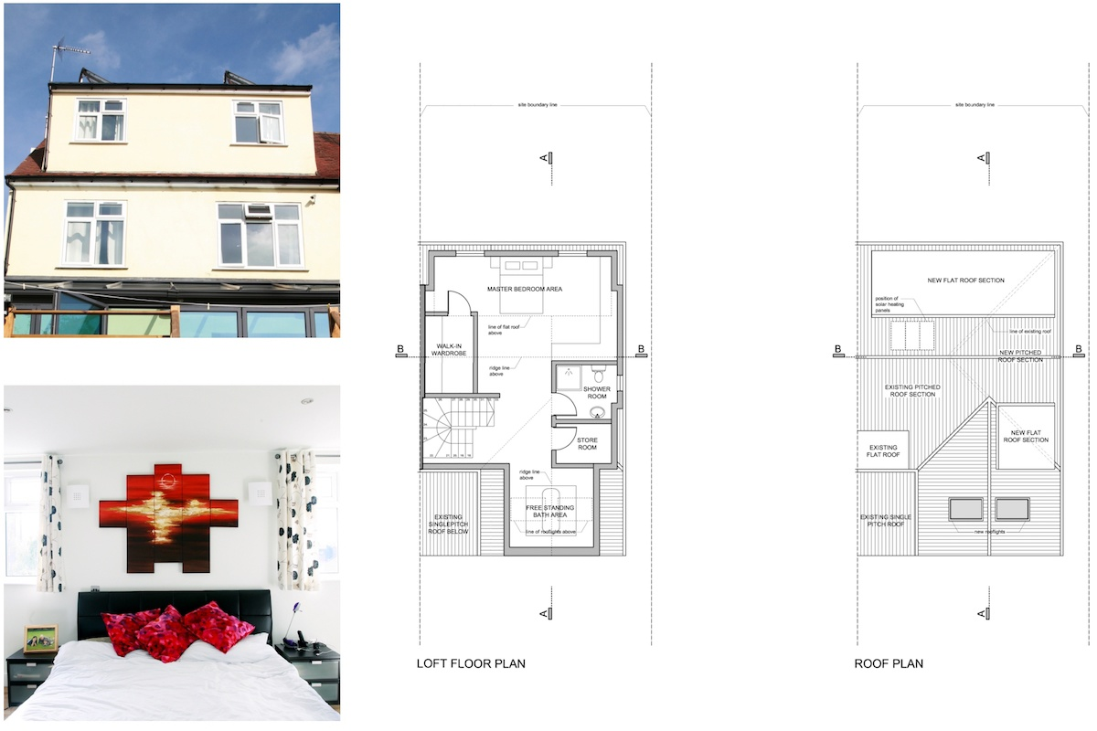 Golders Green Barnet NW11 House extension Design floor plans1 1200x800 Golders Green II, Barnet NW11 | House extension