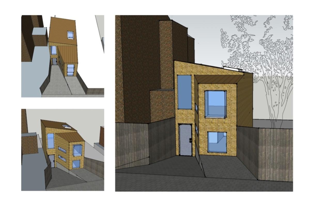 Highgate Haringey N8 Residential development feasibility study 3D images e1582379149320 1200x800 Highgate N8 | Residential development feasibility study