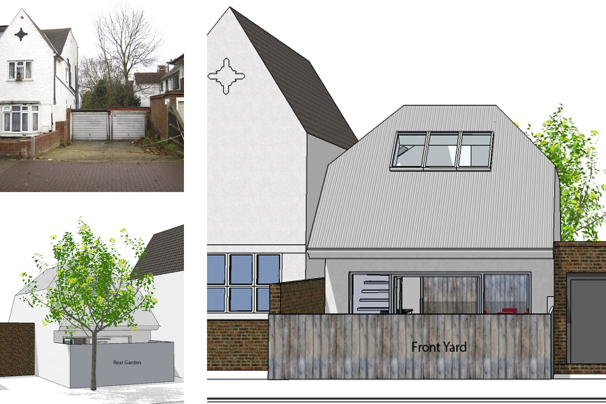 Southfields Wandsworth SW18 residential development – Architect design elevations 1200x800 Southfields, Wandsworth SW18 | Residential development