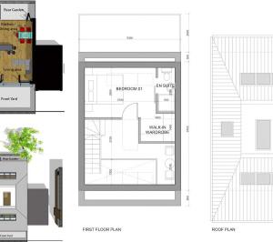 Southfields Wandsworth SW18 residential development – Architect design plan 300x266 Southfields, Wandsworth SW18 | Residential development