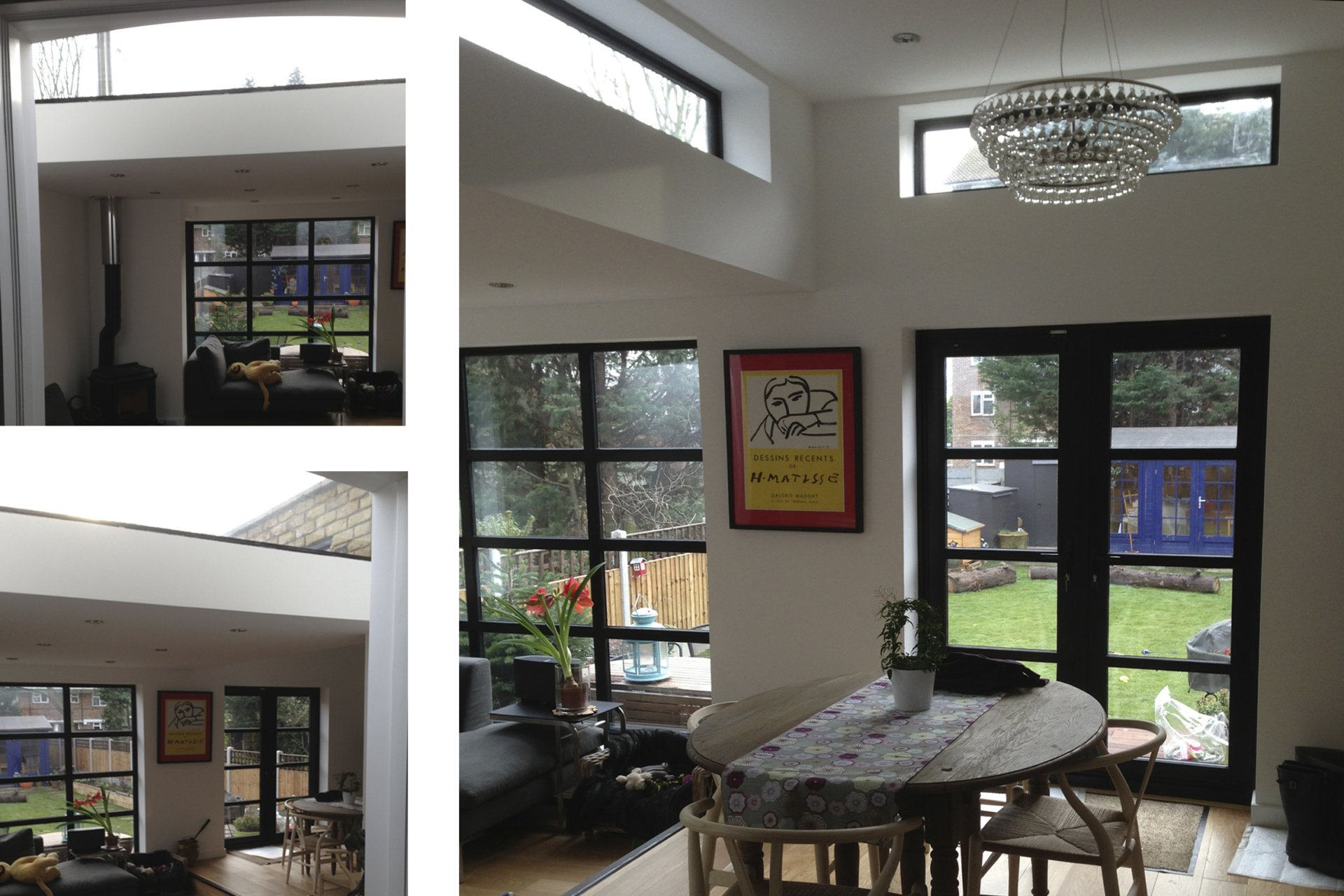 Grove Park Lewisham SE12 – House rear extension – Internal photos Grove Park, Lewisham SE12 | House extension