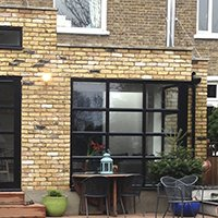Grove Park Lewisham SE12 House rear extension External 200x200 South London residential architecture projects