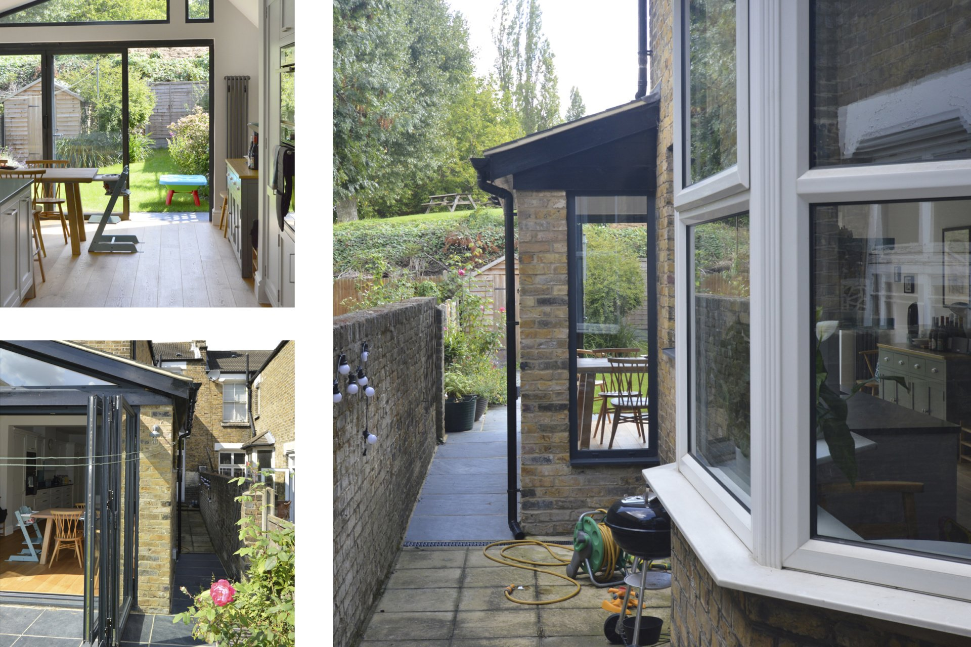 Nunhead Lewisham SE15 House kitchen extension – External views 1 Nunhead, Lewisham SE15 | House kitchen extension