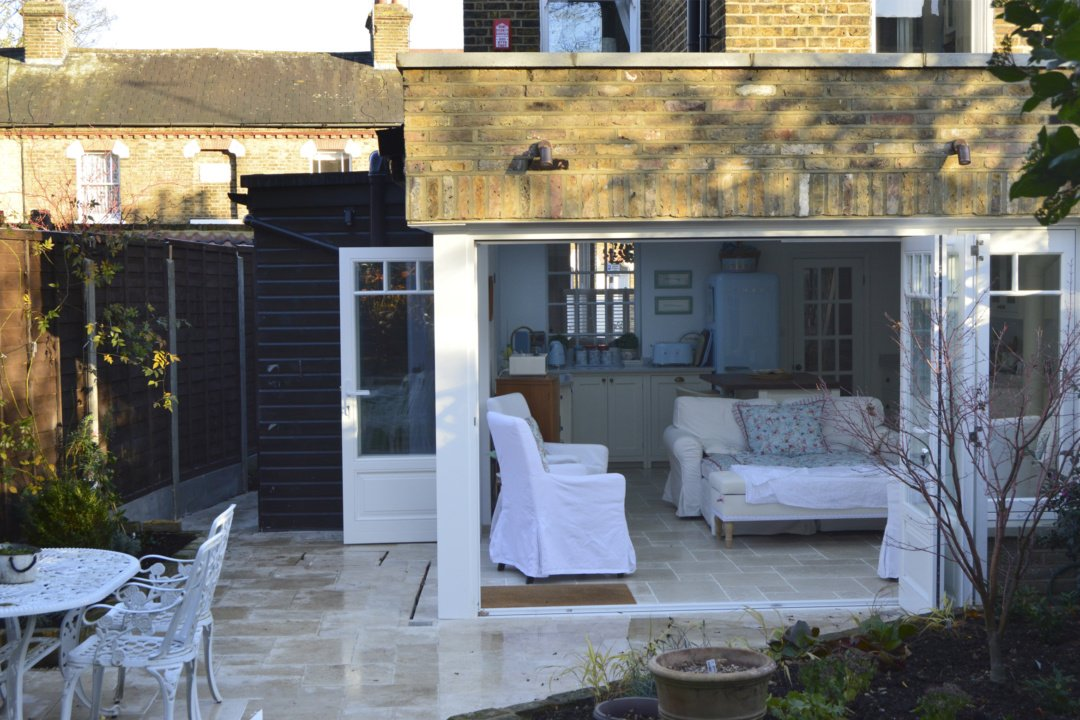 Enfield Chase EN2 Rear house extension refurbishment External view e1582377462760 Enfield Chase EN2 Rear house extension and refurbishment