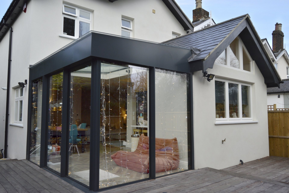 High Barnet EN5 Residential extension locally Listed house External view 1200x800 High Barnet EN5 | Locally Listed house extension