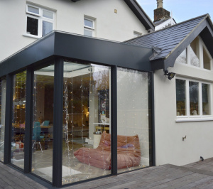 High Barnet EN5 Residential extension locally Listed house External view 300x266 High Barnet EN5 | Locally Listed house extension