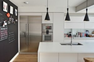 Architect designed rear house extension Highgate Haringey N6 – Kitchen area 300x199 Kitchen extensions London | Home design
