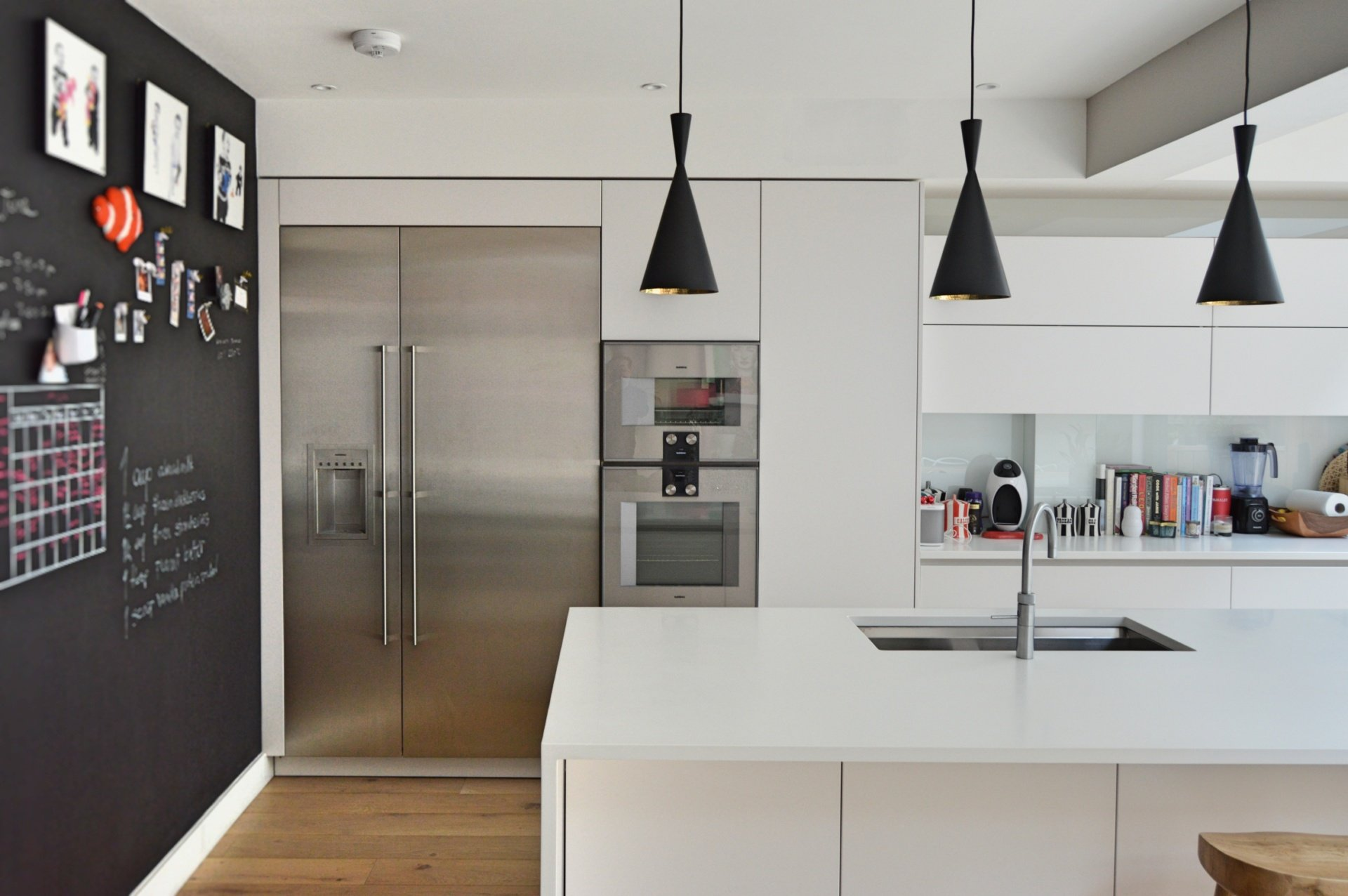 Architect designed rear house extension Highgate Haringey N6 – Kitchen area Highgate, Haringey N6 | Rear house extension