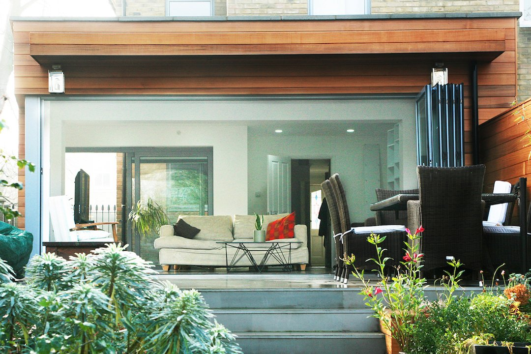 Architect designed house extension Brockley Lewish 8d3e4046e941fc8f27ac508b8905789a GOAStudio | London Residential Architecture