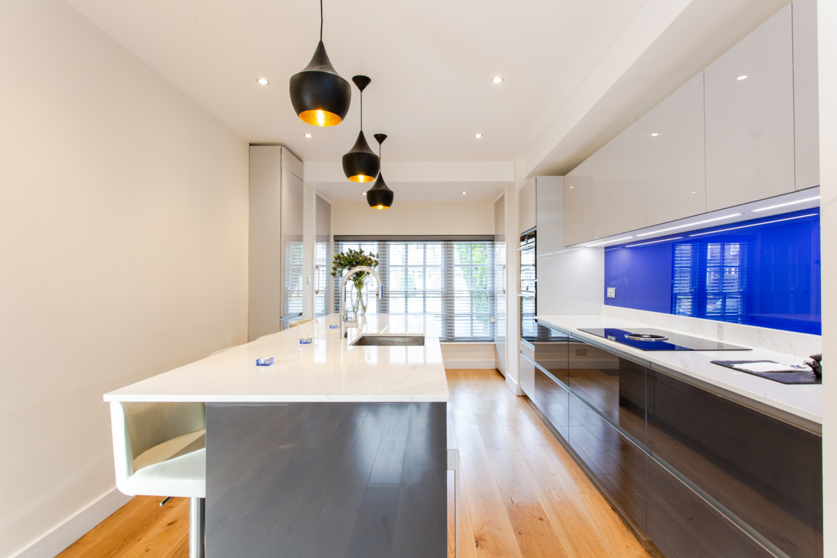 1 scaled 1200x800 Residential renovation kitchen refurbishment Canonbury Park North Islington N1