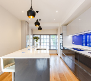 1 scaled 300x266 Residential renovation kitchen refurbishment Canonbury Park North Islington N1